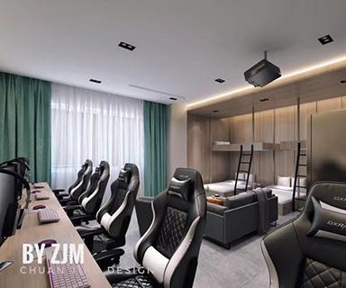 爱电竞酒店河南许昌店-5